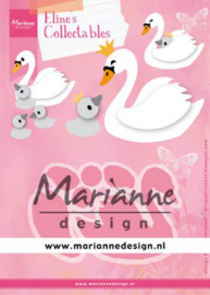 Marianne design Collectable Eline's Zwaan COL1478