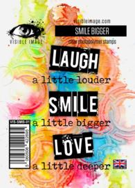 Visible image Smile Bigger