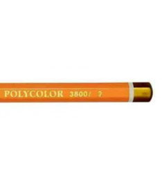 Koh-i-noor polycolor kleurpotlood nr.9 Apricot orange