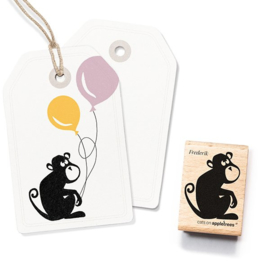 Cats on Appletrees - 2291 - Stempel - Aap Frederik