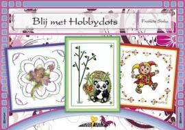 Hobbydols 118 - Blij met Hobbydots