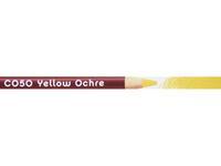 Derwent colorsoft Yellow ochre C050
