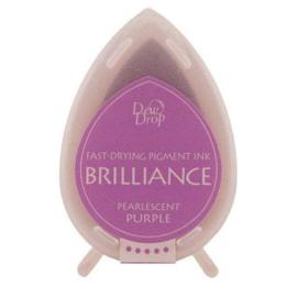 Brilliance Dew drop BD-000-036 Pearlescent Purple