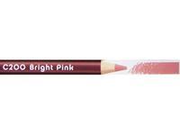 Derwent colorsoft Bright pink C200