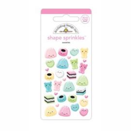 5837: sweeties shape sprinkles