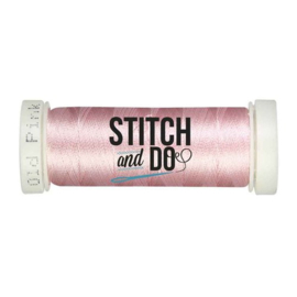 Stitch & Do 200 m - Linnen - Oudroze