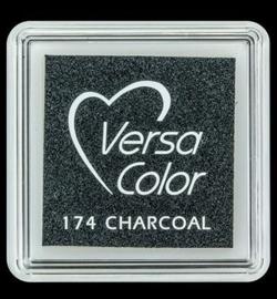VersaColor inkpad VS-000-174 (small) Charcoal environmentally friendly