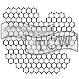 TCW 6x6 TCW259s Chickenwire Reversed