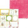 Piatek13 - Paper The Four Seasons - Summer 05 P13-SUM-05 12x12