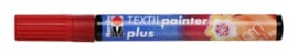 Marabu Textil painter - plus punt 3 mm - Kersen
