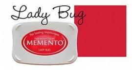 Memento InkpadsME-000-300Lady bug