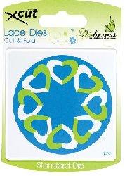 Docrafts - xcut - Lace Dies - Cut & Fold XCU 503141
