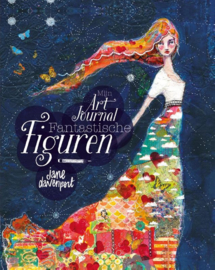 Mijn Art Journal Fantastische Figuren Jane Davenport