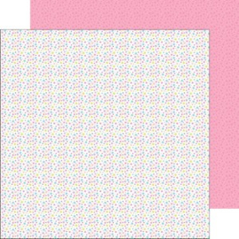 5634: pixie dust double-sided cardstock