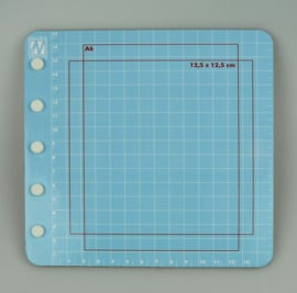 """Nellie choice MSTS001 """"Magnetic Stencil colour set"""" © (for A6 + 125x125mm"""