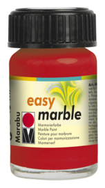 Marabu EASY MARBLE 15 ML-Cherry
