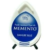 Memento Dew dropsMD-000-600Danube blue