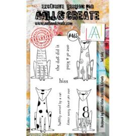 AALL and Create Stamp Set -465