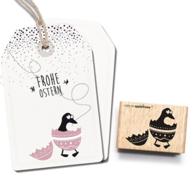 Cats on Appletrees - 2604 - Stempel - Grete in ei