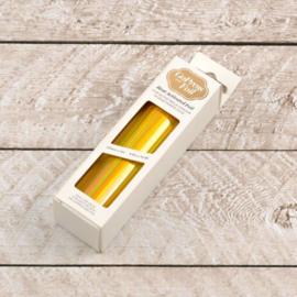 Gold Foil (Iridescent Finish) - 125mm x 5m