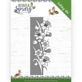 Amy Design - Botanical Spring - Daffodil Border ADD10197
