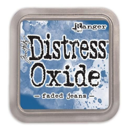 Ranger Distress Oxide - faded jeans TDO55945 Tim Holtz