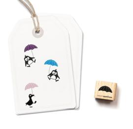 Cats on Appletrees - 2321 - Ministempel  -Paraplu