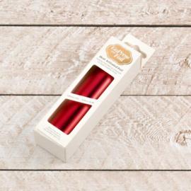 Red Foil (Matte Finish) - 125mm x 5m