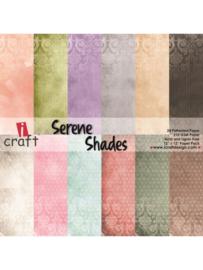 """iCraft - Serene Schades - Paperpad 12""""x12"""""""