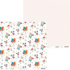 Piatek13 - Paper Happy Birthday 04 P13-411 12x12