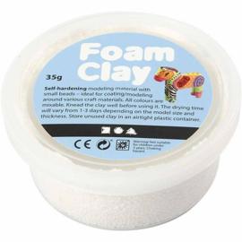Foam Clay, wit, 35 gr