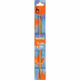 Pony Maple double ended crochet 5,0