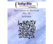 IndigoBlu Collectors No.16 Letters (IND0409)