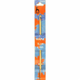 Pony Maple double ended crochet 4,0