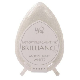 Brillance dew drops BD-000-080 Moonlight white