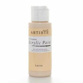 Docrafts - Acrylic Paint (2oz) - Latte