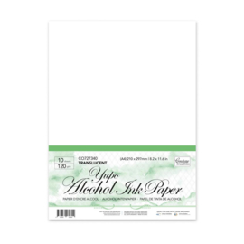 Couture Creations Translucent Yupo Paper A4 (120gsm | 10pc)