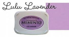 Memento InkpadsME-000-504Lulu Lavender