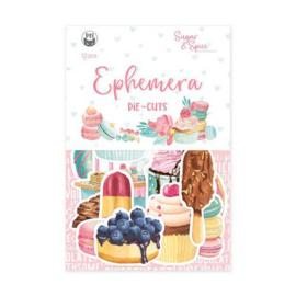Piatek13 - Paper Ephemera Sugar and Spice P13-SAS-33