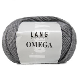 Lang Yarns - Omega - 003 Light Grey Mélange