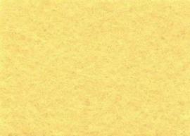 Viltlapjes viscose lichtgeel  20x30cm - 1mm