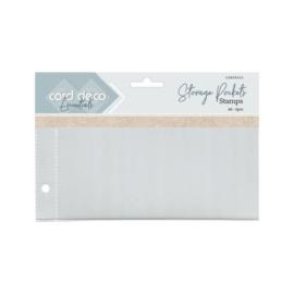 Card Deco Essentials - Stamp Pockets A6