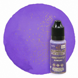 Couture CreationsAlcohol Ink Golden Age Amethyst