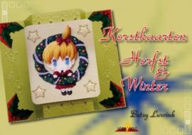 Hobbydols 33 - Kerstkaarten Herfst & Winter