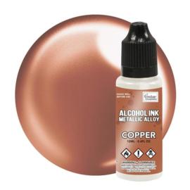 Alcohol Ink Metallics Copper Alcohol Ink Metallics Copper