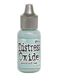 Ranger Distress Oxide Reinker 1/2OZ - Speckled Egg