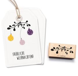Cats on Appletrees - 2377 - Stempel - Mistletoe