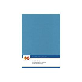 Linnenkarton - A5 - Turquoise