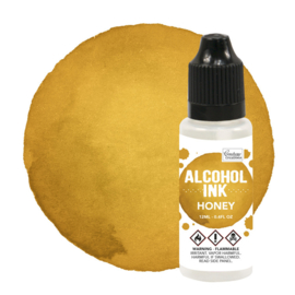 Couture Creations Alcohol Ink Butterscotch / Honey (12mL | 0.4fl oz)