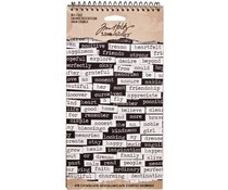 Idea-ology Tim Holtz Big Chat Stickers (478pcs) (TH93192)